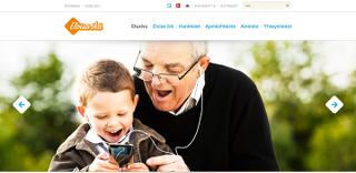 Eloisa ikä – Vuosista viis -ohjelman kotisivut